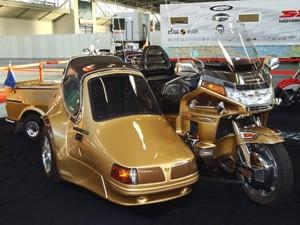 Honda GoldWing GL 1500 Gespann