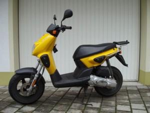 "Yamaha Automatik Roller ""Slider"" 50"