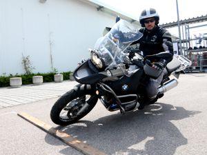 Motorradtraining für Umsteiger sowie Aufsteiger und Wiedereinsteiger