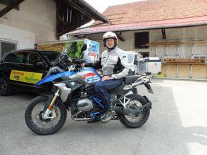 BMW R 1200 GS Rallye